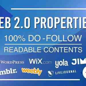 Buy Web 2.0 Blog Post