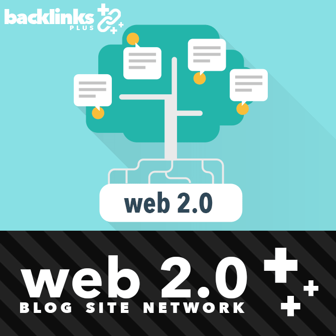 Web 2.0 Blog Site Network