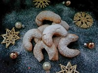Vanillekipferl Weihnachtsgebäck