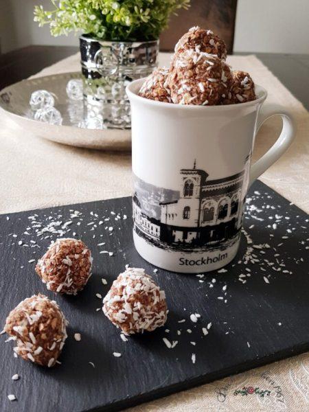 schwedenische Schokoladenkugeln