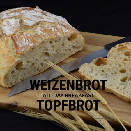 Weizenbrot/Topfbrot