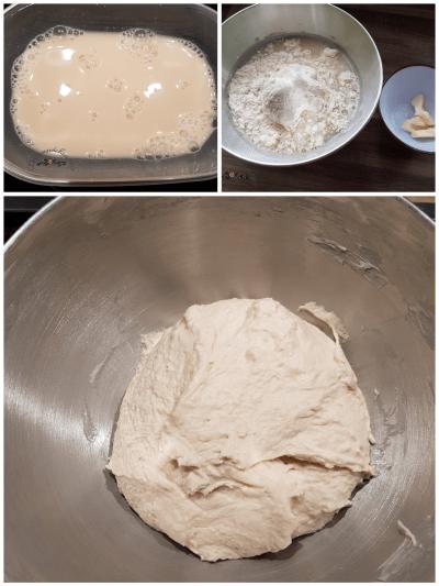 Buttertoast Toastbrot