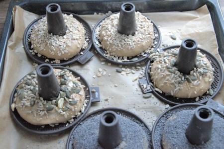 Bagel formen