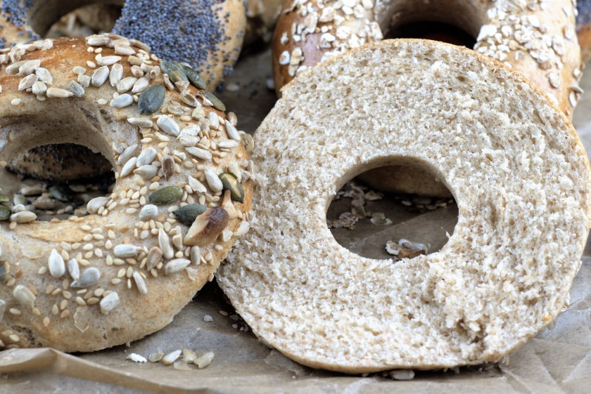 Bagels Vollkorn