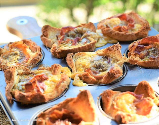 muffin toast