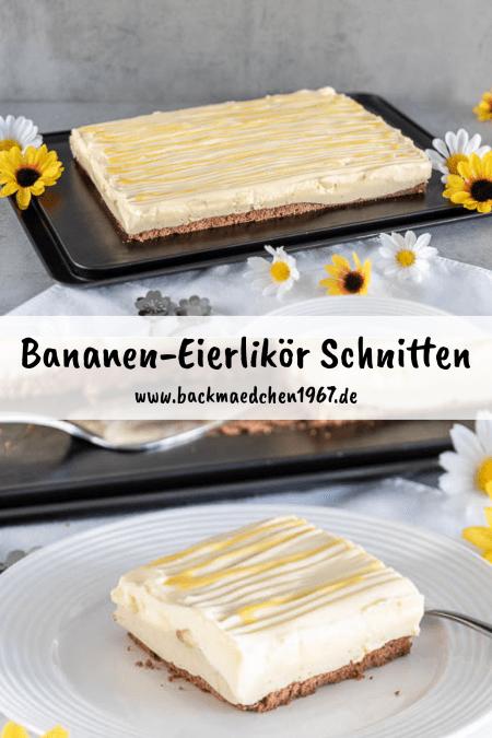Kuchen mit Eierloikör