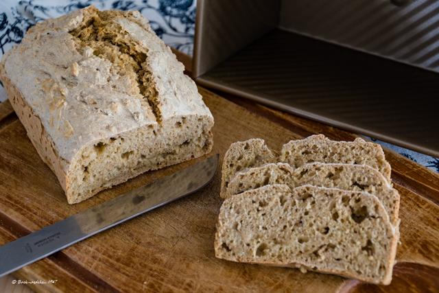 Brot ohne Hefe