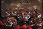 Erdbeer Maulwurf Muffins
