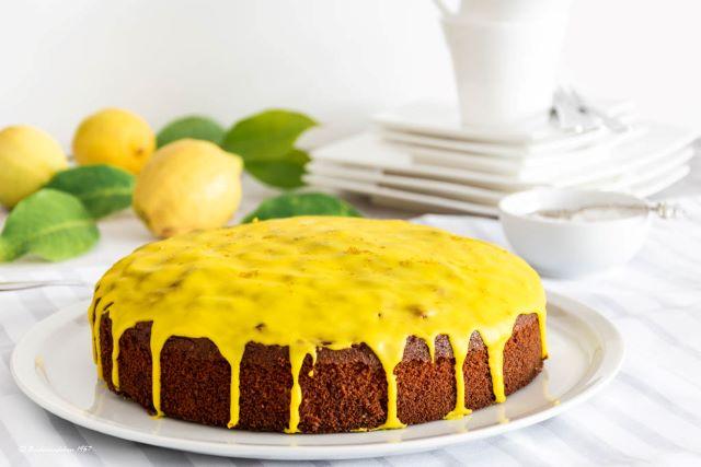 Citronmane-Dänischer Zitronenkuchen