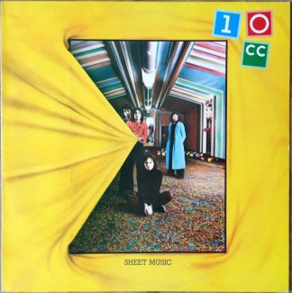 10 CC Sheet Music