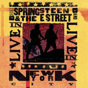 CD Bruce Springsteen & The E Street Band Live in New York
