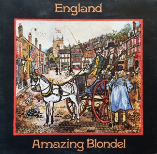 Amazing Blondel England