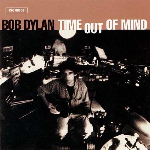 CD Bob Dylan Time out of mind