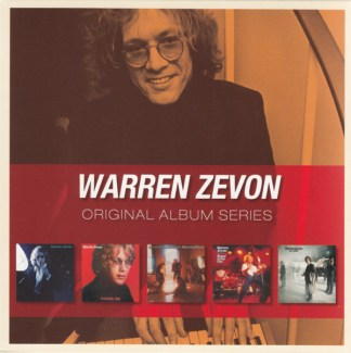 CD Warren Zevon ‎– Original Album Series