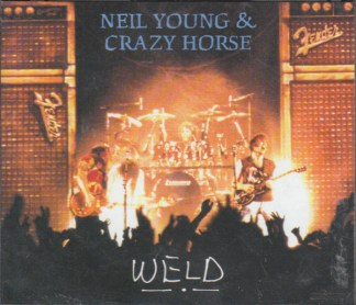 CD Neil Young Weld