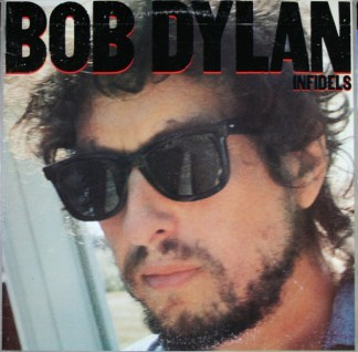 CD Bob Dylan Infidels
