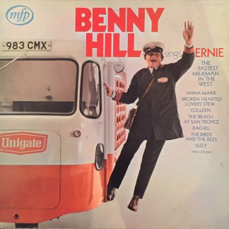 Benny Hill Sings Ernie - the fastest milkman in the west
