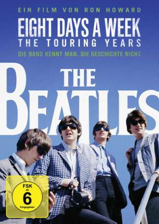 Blue-ray Eight days a week The touring years