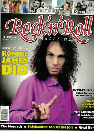 Rockn´roll magazine 4 2016