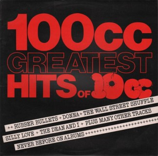 10 CC 100CC Greatest hits