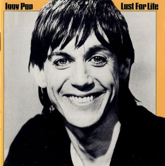 CD Iggy Pop Lust for life