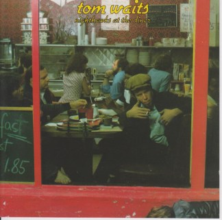 CD Tom Waits Nighthawks at the diner