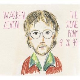 CD Warren Zevon The Stone Pony 8 26 94
