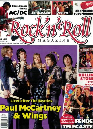 Rockn´roll magazine 3 2017