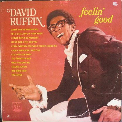 David Ruffin Feelin´ good