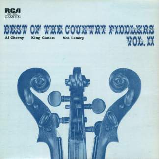 Best of the Country Fiddlers vol 2