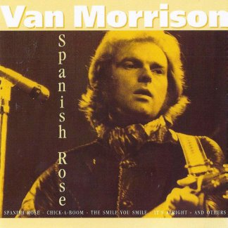 CD Van Morrison Spanish Rose