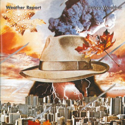 CD Weather Report Heavy Weather