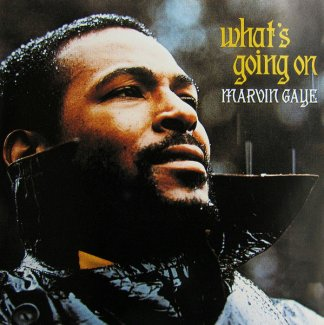 CD Marvin Gaye What´s going on