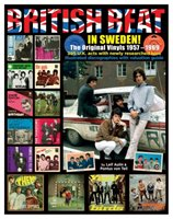 British Beat in Sweden : The original vinyls 1957-1969
