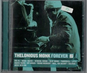 CD Thelonius Monk Forever