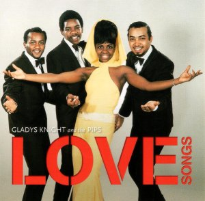 CD Gladys Knight & The Pips Love songs
