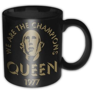 Mugg Queen - We are the champions