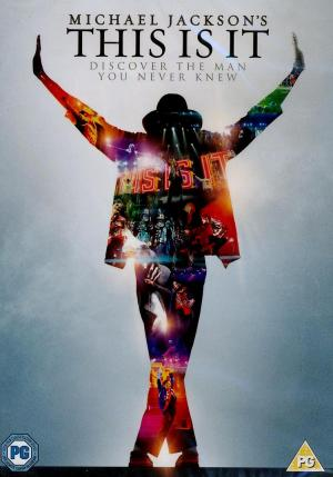 DVD Michael Jackson´s This is it