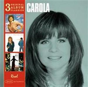 Carola Original album classics 1984-93 (3 CD)