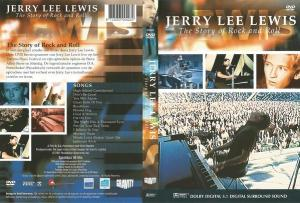 DVD Jerry Lee Lewis The story of rock and roll