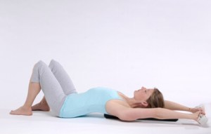 BackMitra - Stretch Arms Overhead - Exercise 1