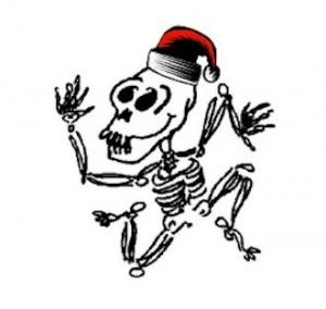 christmas-skeleton