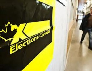 Image: Elections Canada banner