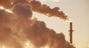 Image: industrial emission stack spewing stuff
