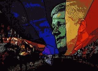 Fractured image of Harper