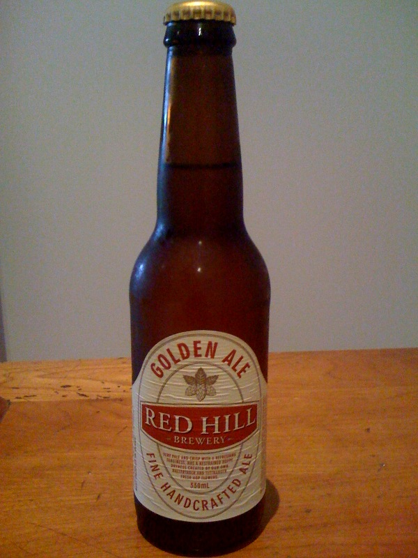 Red Hill Golden Lager