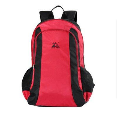 Fashion Multifunction Travel backpack Large Capacity Backpack Red