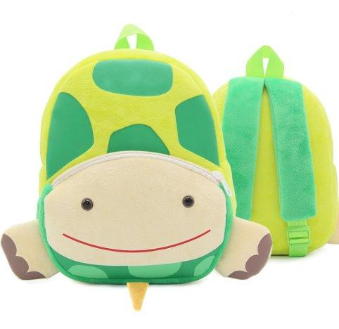 Children small school animal backpack Backpack Turtle