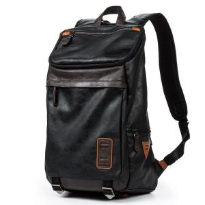 Large capacity Men backpack Bao Chaonan bag Backpack Black