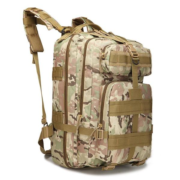 Trekking Military Tactical Camouflage Backpack Backpack CP